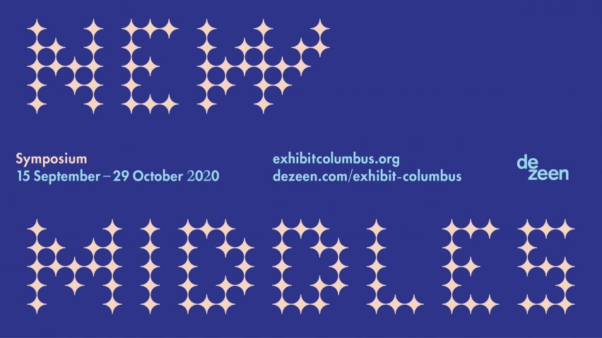 Dezeen x Exhibit Columbus symposium 2020