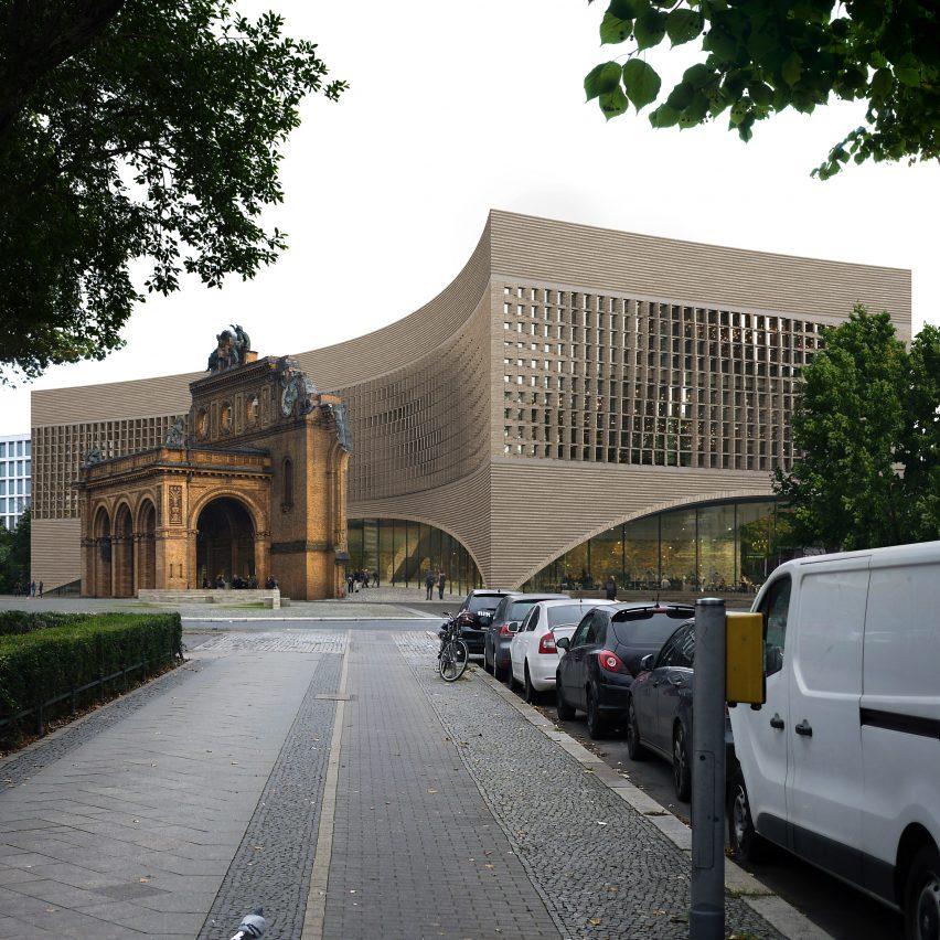 Exilmuseum Berlin by Dorte Mandrup