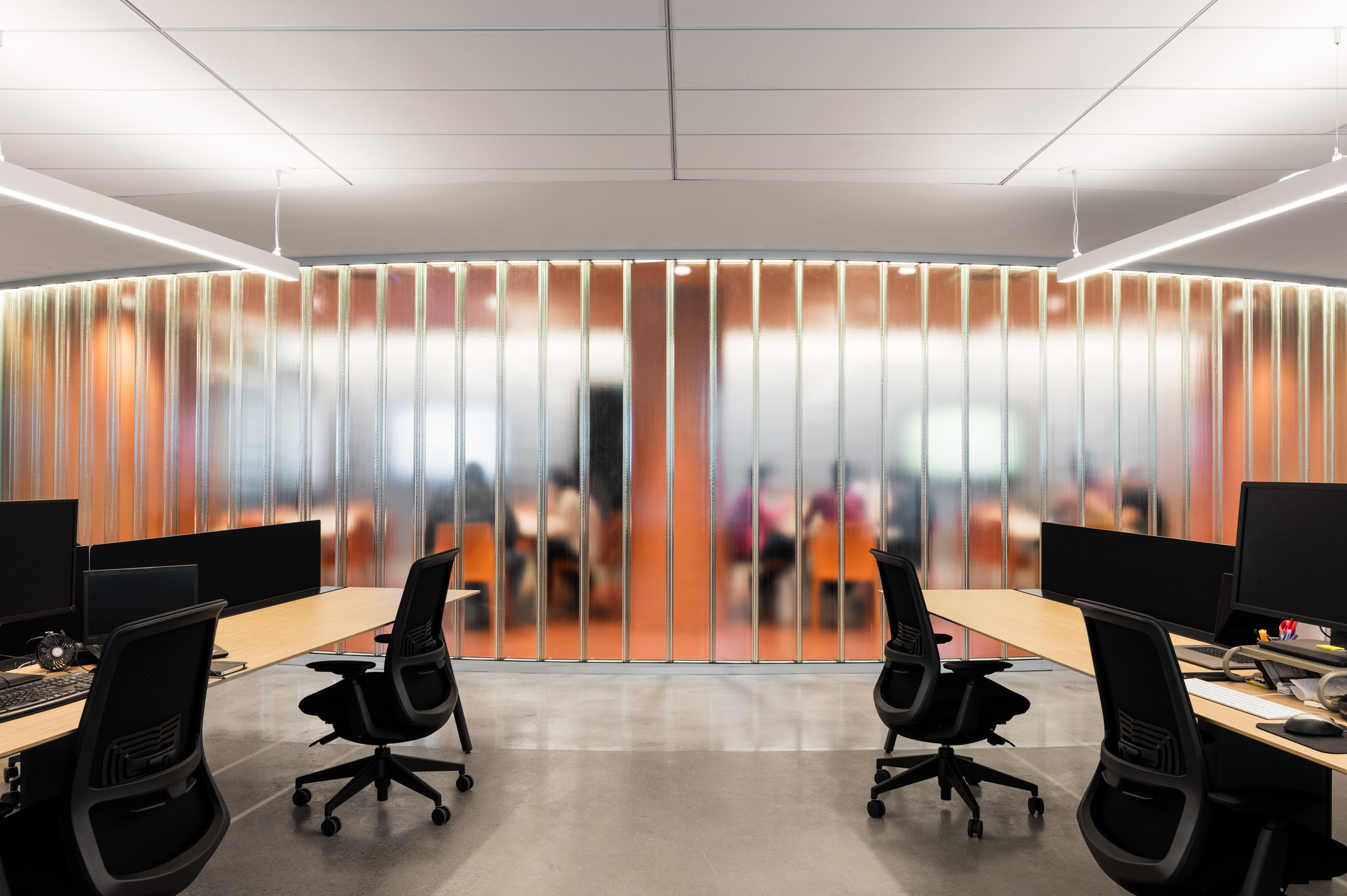Flighthub Offices by ACDF Architecture