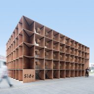 Furniture Pavilion S by Rooi Design and Research