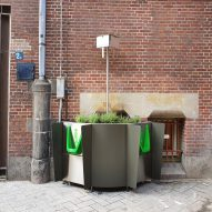 "GreenPee installs hemp urinals in Amsterdam to stop ""wild peeing"""