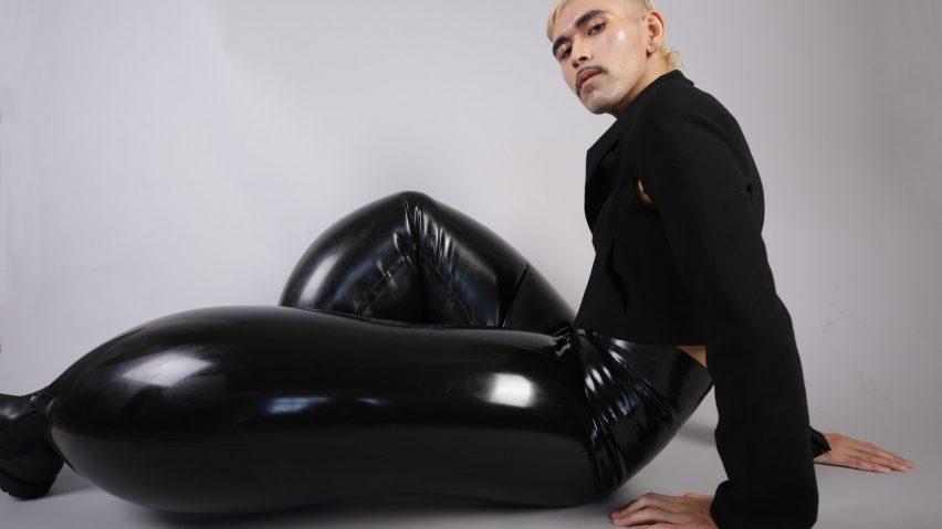 Harikrishnan inflatable trousers