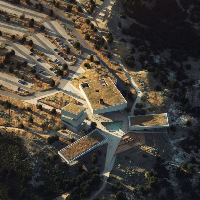Henning Larsen proposal for Theodore Roosevelt Presidential Library