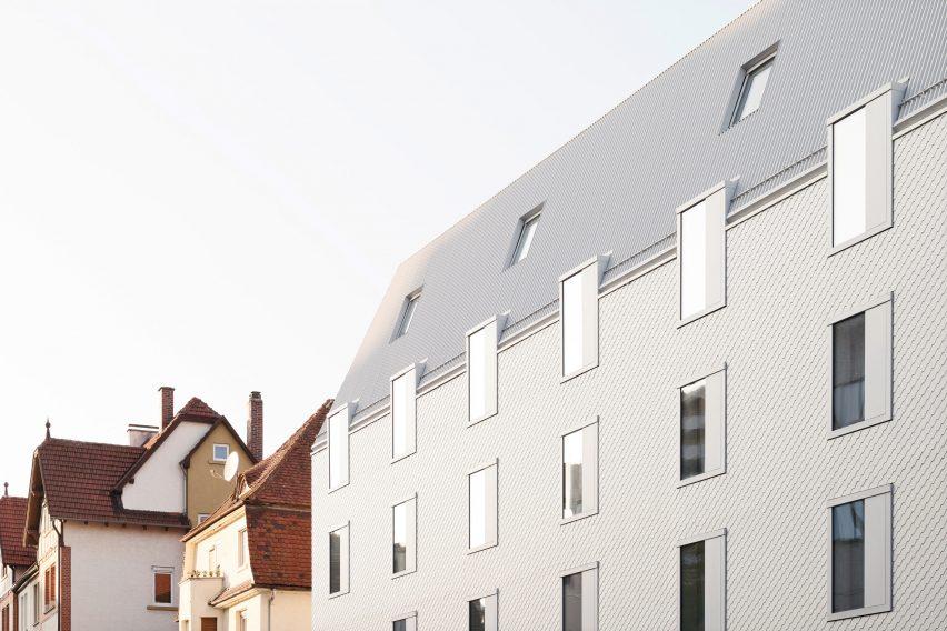 Hotel Bauhofstrasse by Von M