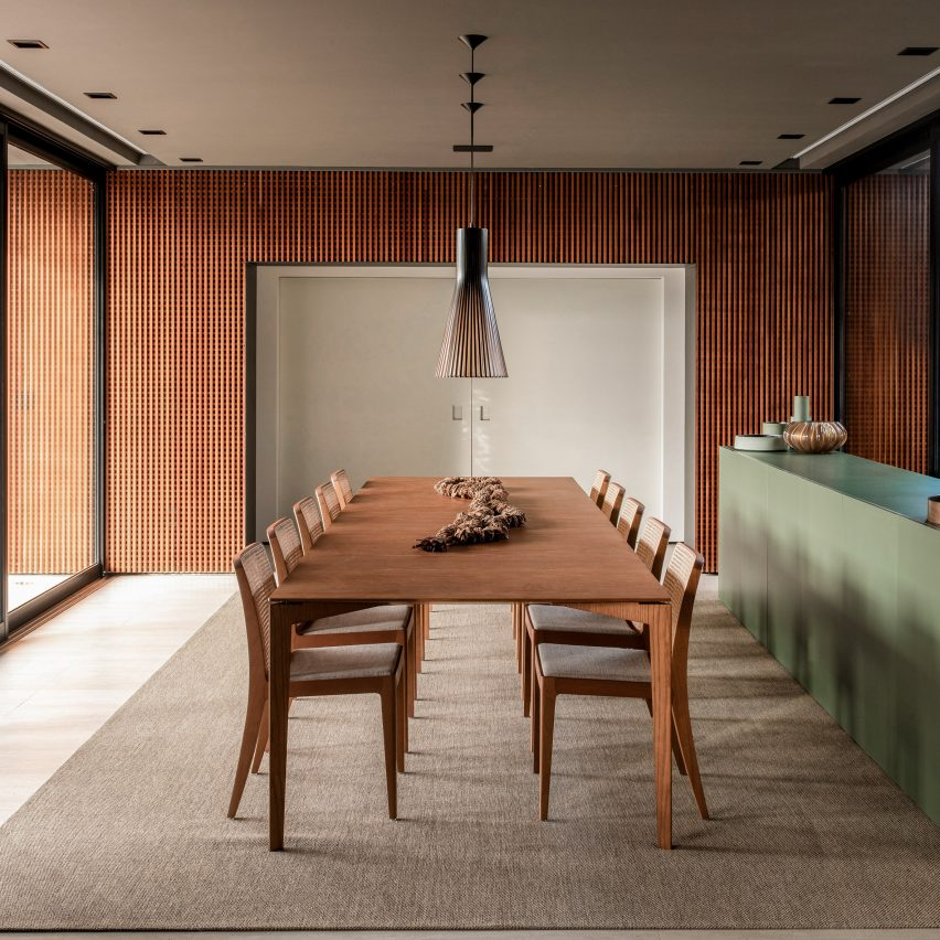 House of Cobogos by MF+ Arquitetos