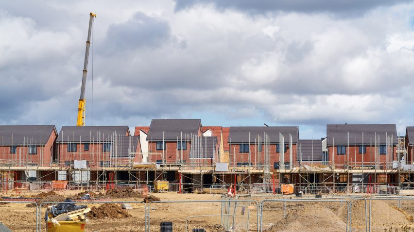"""Housing """"automatically"""" granted planning permission in England"""