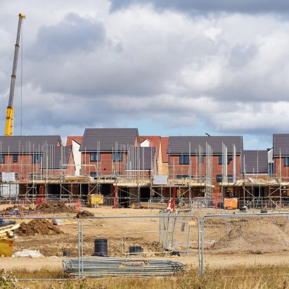 "Housing ""automatically"" granted planning permission in England"