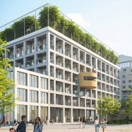 MVRDV to convert disused Shenzhen factory into creative office space