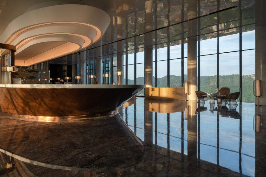 Intercontinental Chongqing Raffles City by CL3