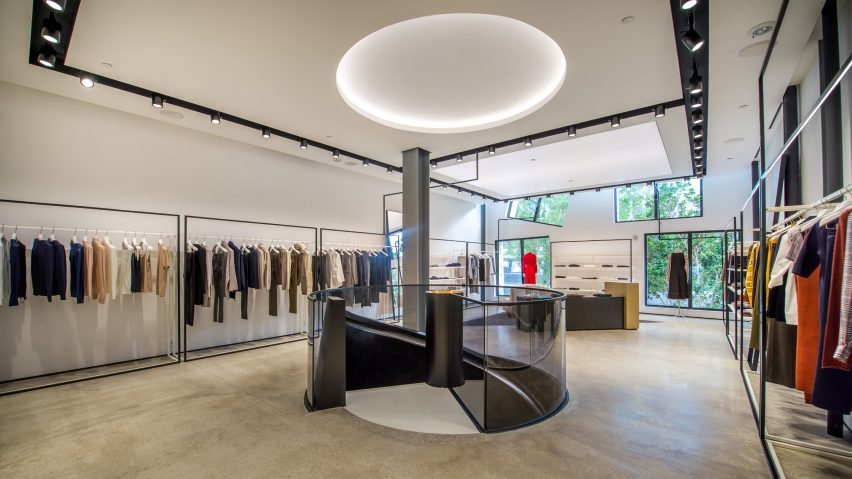 Joseph store Miami Design District by Sybarite