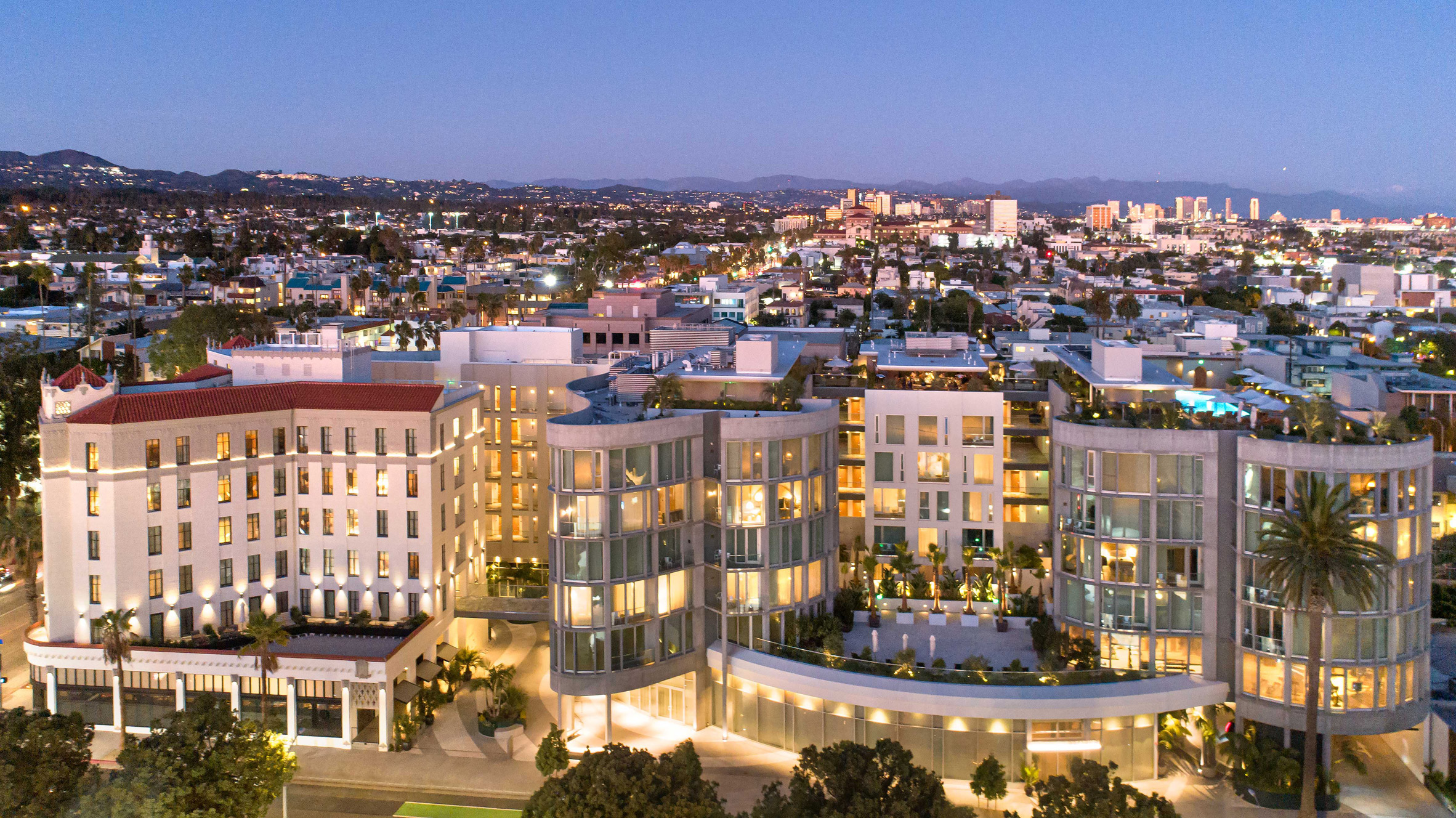Kelly Wearstler's interiors for Santa Monica Proper Hotel