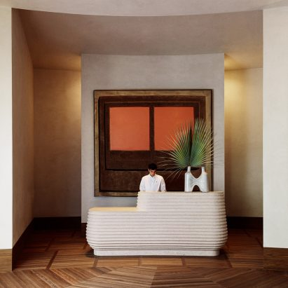 Kelly Wearstler's interiors for Santa Monica Proper Hotel