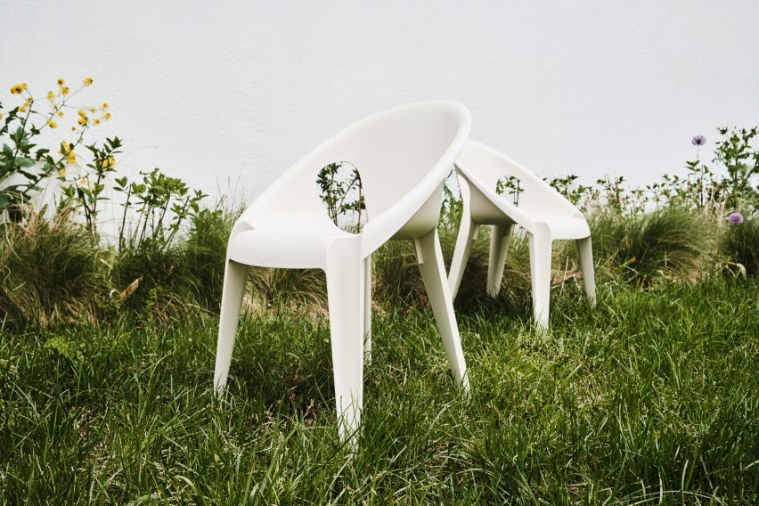 Bell Chair by Konstantin Grcic for Magis