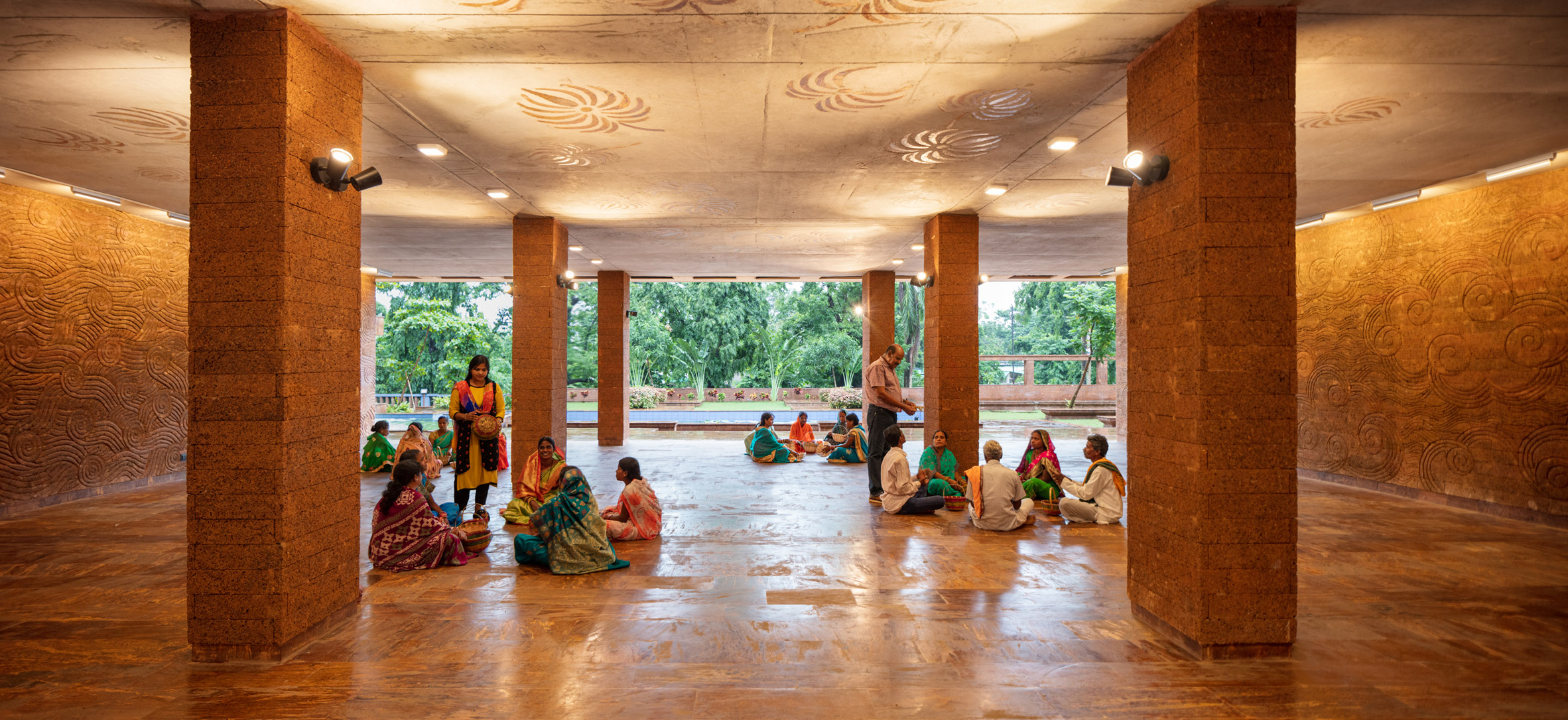 Krushi Bhawanin by Studio Lotus
