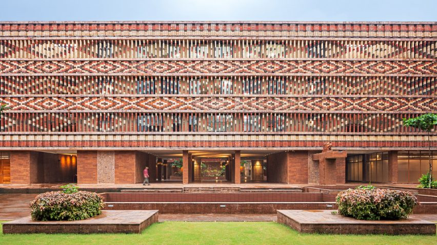 Krushi Bhawanin by Studio Lotus