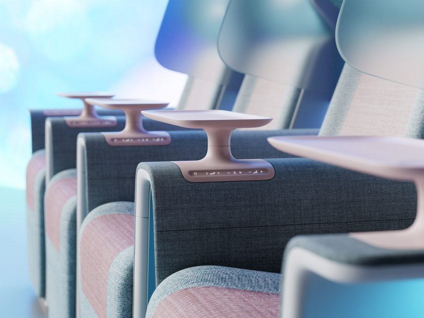Layer designs Wes Anderson-inspired Sequel Seat for cinemas post-coronavirus