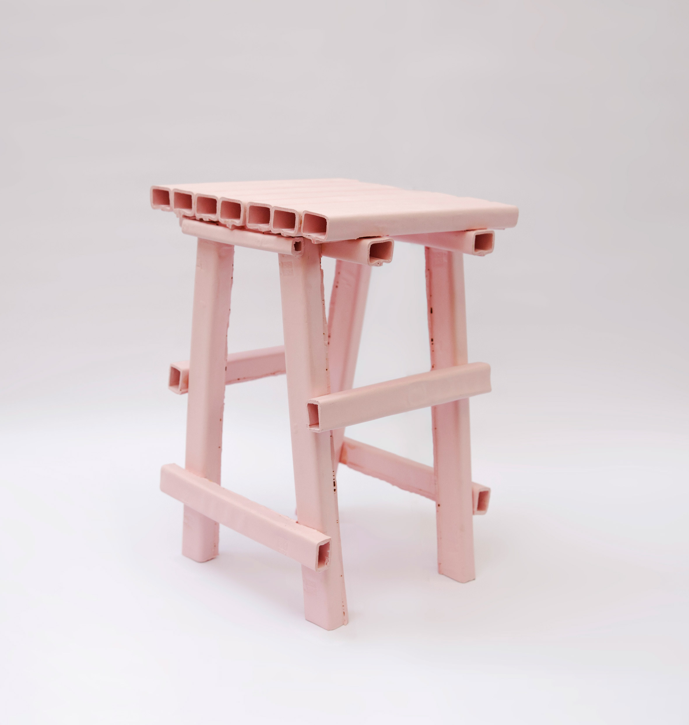 Ying Chang builds furniture out of paper for Malleable State collection