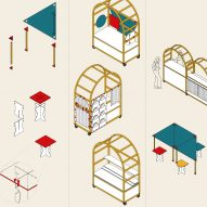 Soup International designs portable community kitchens for asylum seekers and refugees