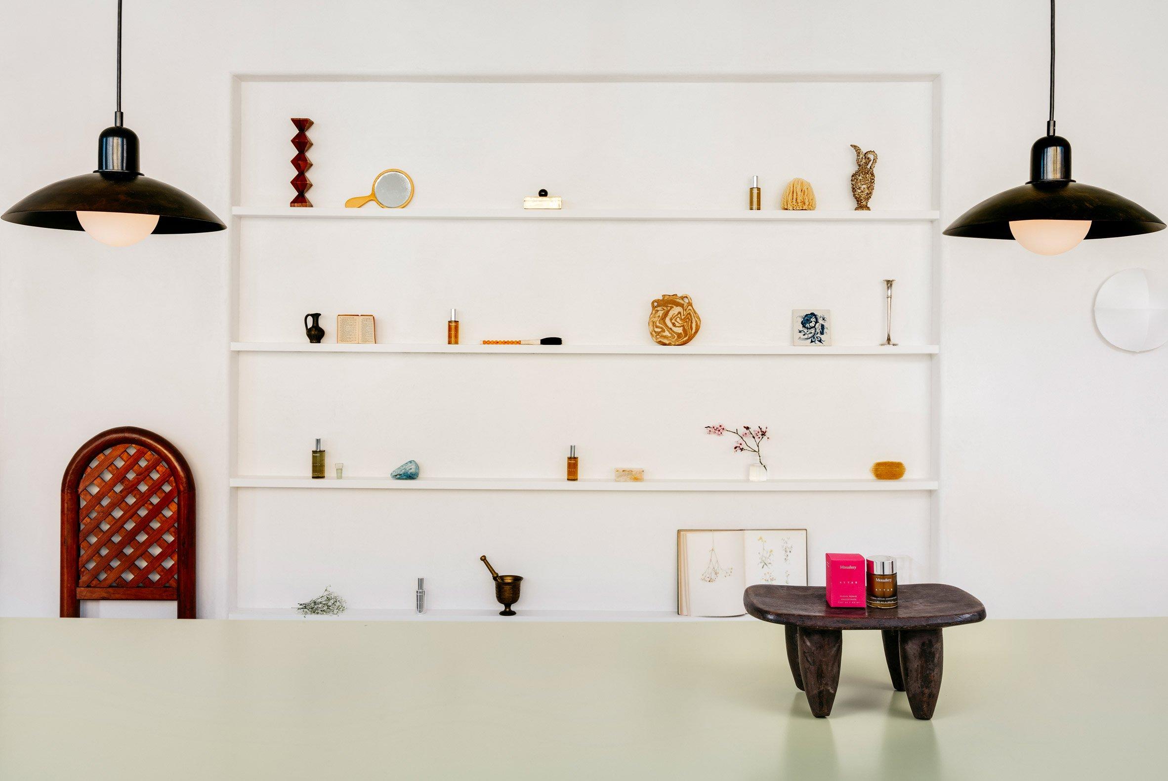 Monastery Studio by Jacqueline Sullivan