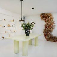 Greek islands inform design for Monastery Studio facial spa