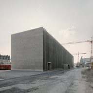 Musée cantonale des Beaux-Arts Lausanne by Barozzi Veiga