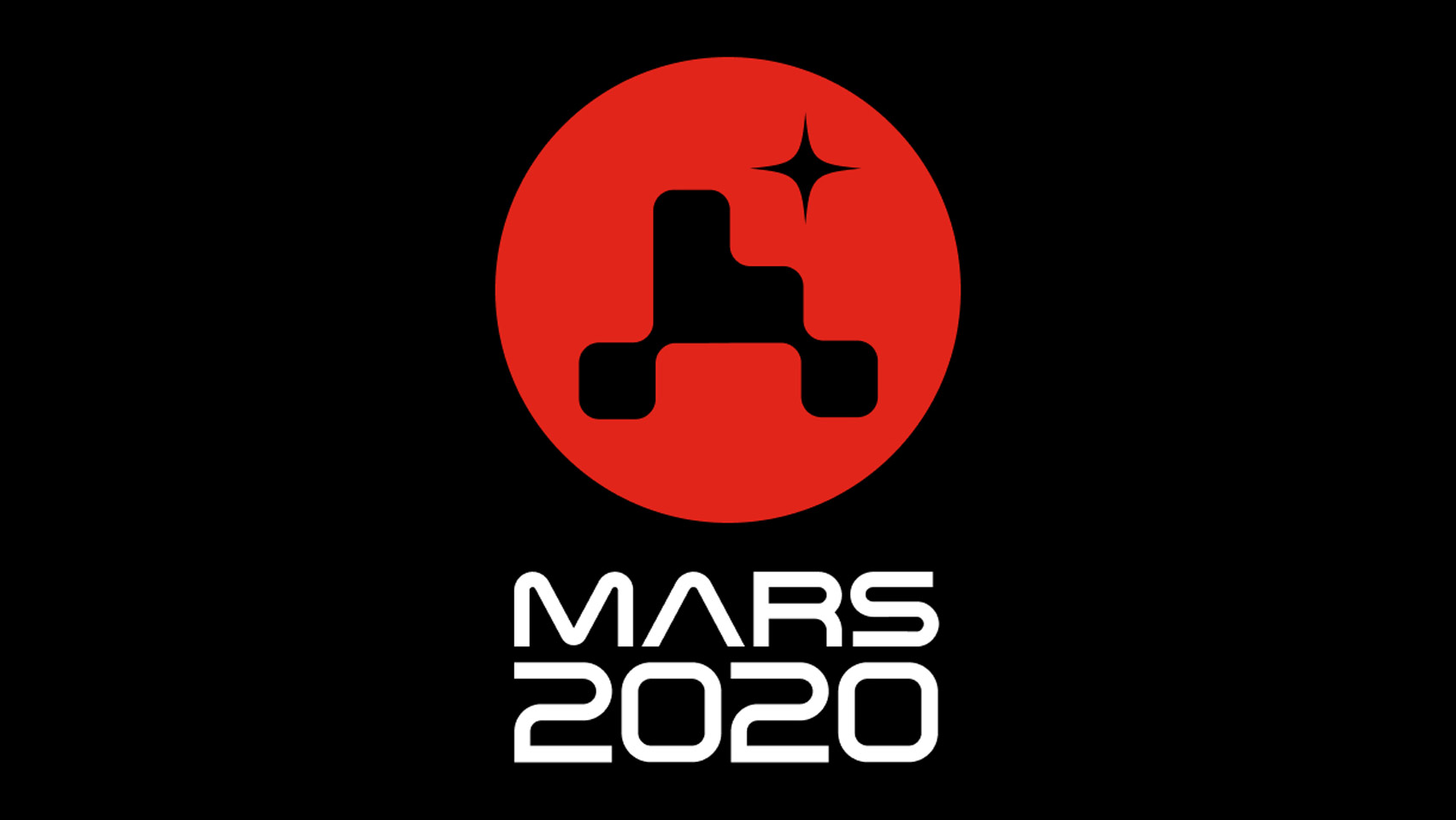 House of van Schneider designs minimal logo for NASA's Mars mission