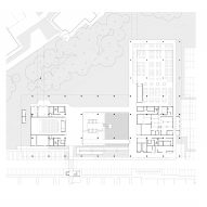Natura Headquarters by Dal Pian Arquitetos Ground Floor Plan