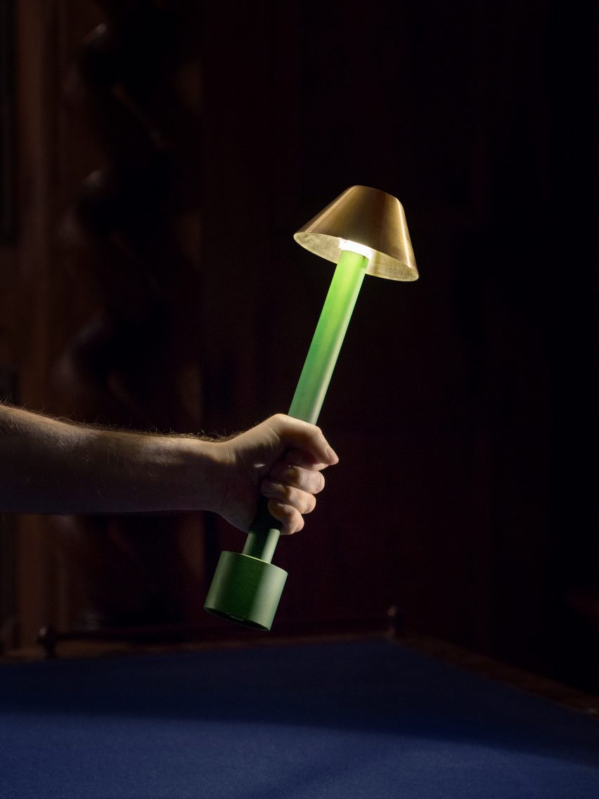 Klemens Schillinger creates Off-Grid Lamp for remote Austrian castle