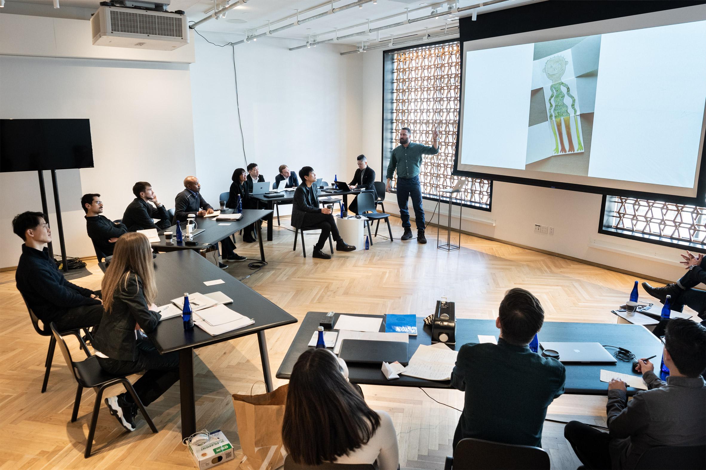 Dezeen promotion: BellTower wins Lexus Design Award 2020