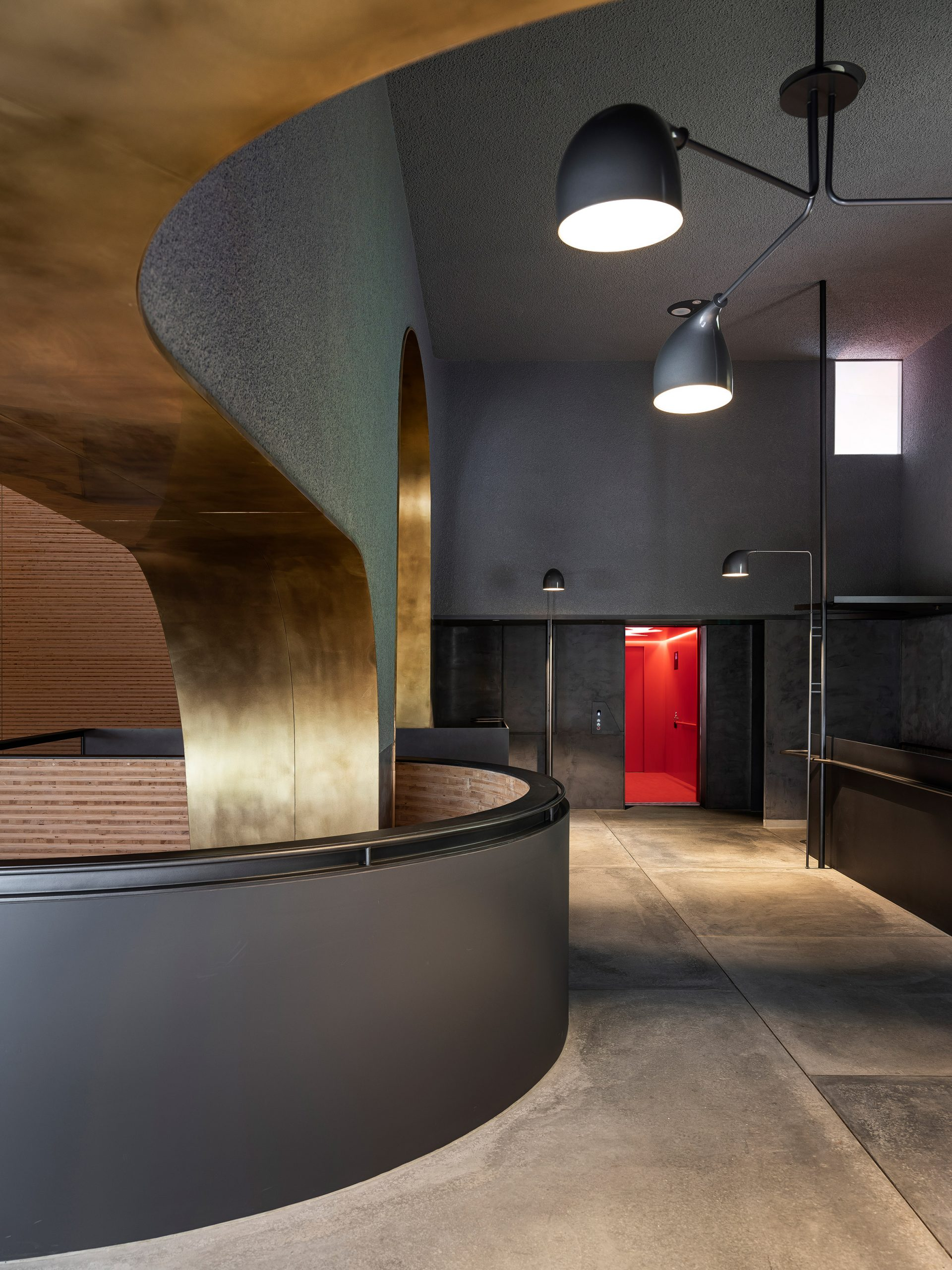Phoenix Central Park gallery and performance space by Durbach Block Jaggers and John Wardle Architects in Sydney, Australia