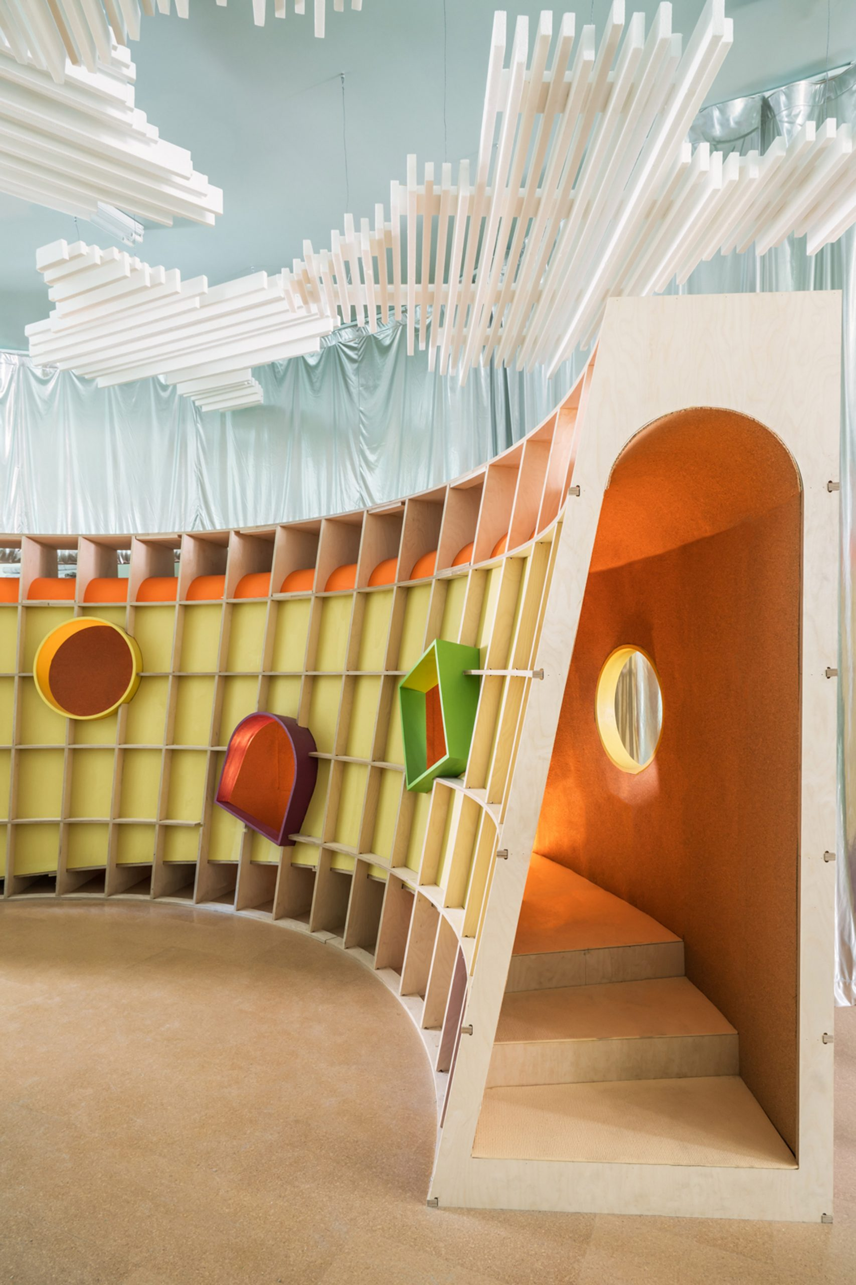 Children's Playspace by Architensions