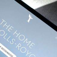 Pentagram designs new brand identity for Rolls Royce Motor Cars