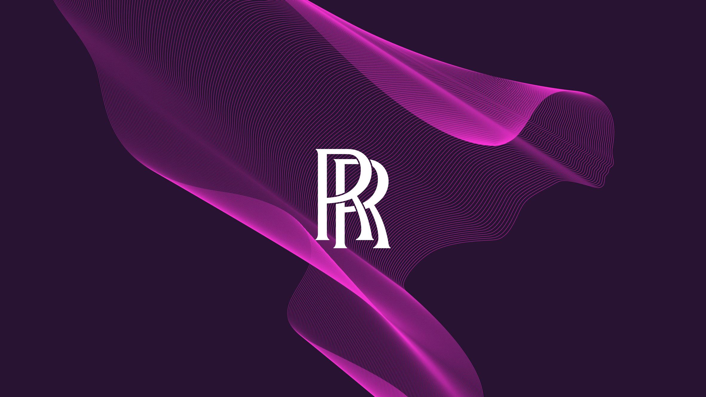 Rolls Royce Unveils Confident But Quiet Rebrand By Pentagram
