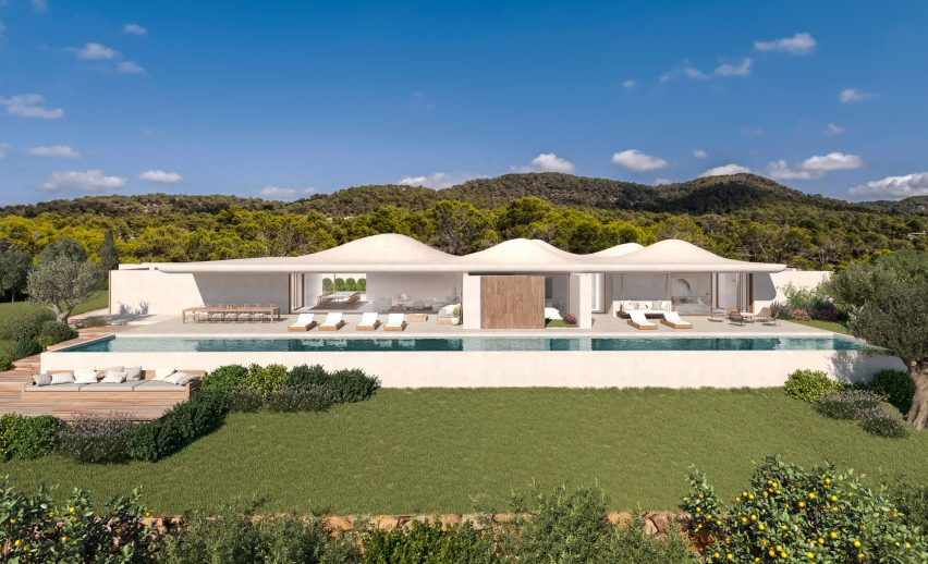 Sabina development in Ibiza