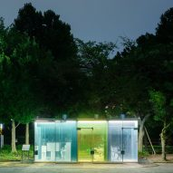 This week, architects designed innovative public toilets for Tokyo