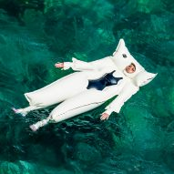 SiiGii designs wearable inflatable latex float for people with sun allergy