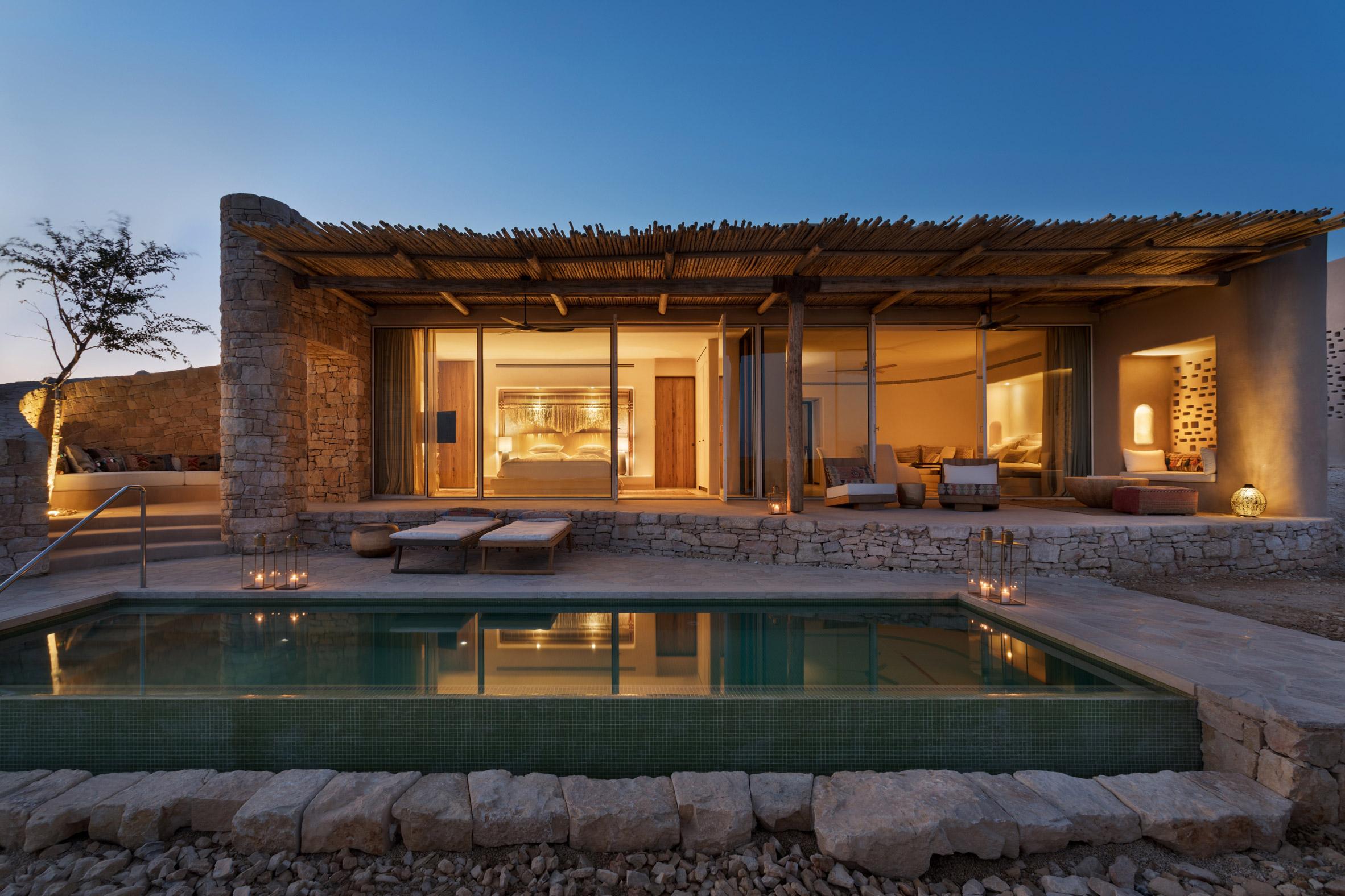 Six Senses Shaharut by Plesner Architects