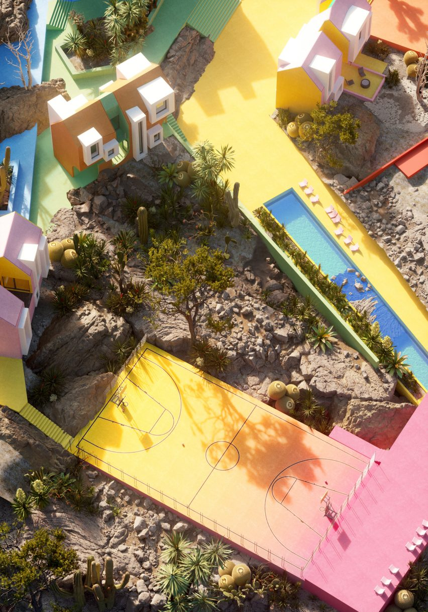 Sonora Art Village by Davit Jilavyan and Mary Jilavyan