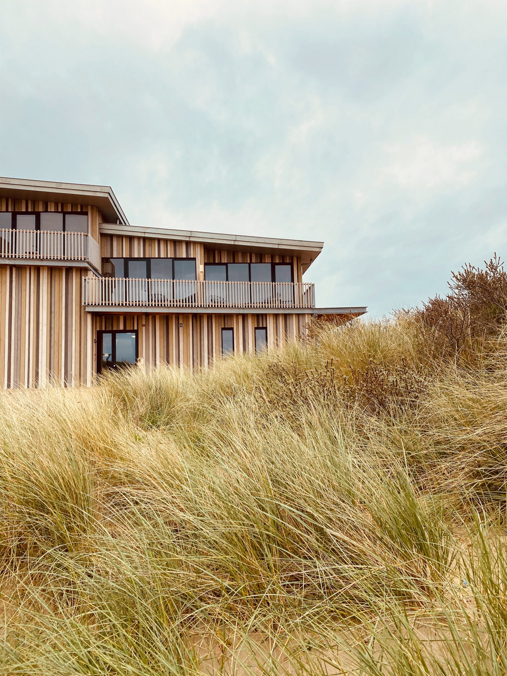Strandhotel Zoomer in the Netherlands designed by The Other Season and HK Living
