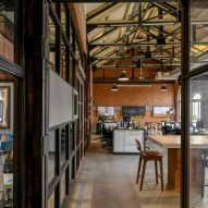 Studio PKA turns heritage building in Mumbai into own architects' studio