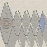 Burning Man Museum of No Spectators by John Marx Floor Plan