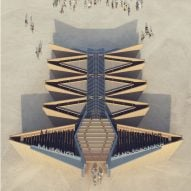 John Marx and Absinthia Vermut create virtual experience of Burning Man pavilion