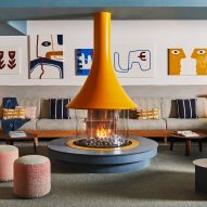 "The Wayfinder hotel designed to ""feel as if you were staying with friends"" in Rhode Island"
