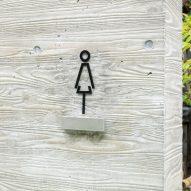 Modern Kawaya Tokyo Toilet by Wonderwall in Shibuya, Japan