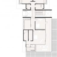 Tres Amores by Studio Saxe First Floor Plan