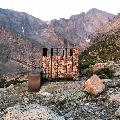 University of Colorado students share architecture projects in the Rockies