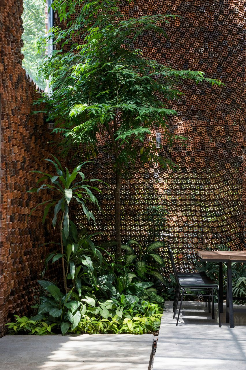 Wall House in Vietnam designed by CTA | Creative Architects