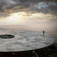 World Memorial to the Pandemic by Gómez Platero