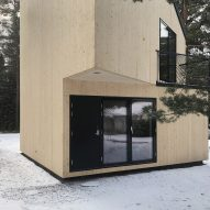 12 studio by Ortraum Architects in Helsinki, Finland