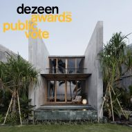With two weeks left to vote, see who's ahead in the Dezeen Awards 2020 public vote architecture categories